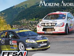 Dany Snobeck remporte le rallye du Mont Blanc
