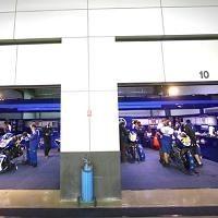 Moto GP - Yamaha: Lin Jarvis veut garder le mur dans le box en 2011