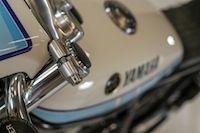 Yamaha Yard Built SR400 by Krugger: un monument d'histoire...