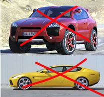 Lamborghini: objectif 3000 ventes mais sans nouveau modèle !