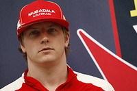 Raikkonen restera avec Ferrari... même hors F1 !