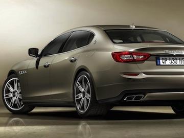La nouvelle Maserati Quattroporte avec un V6 de 410 ch et un V8 de 530 ch