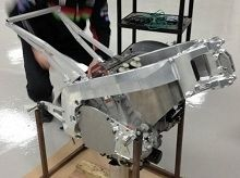 Moto GP - CRT: La PBM-01 prend forme