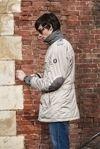 Vespa Trench Coat : La veste citadine branchée