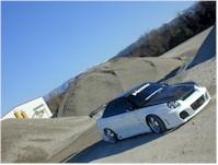 Une Subaru STi a la mode Suisse...