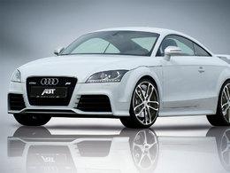 500 ch pour la nouvelle déclinaison de l'Audi TT signée Abt