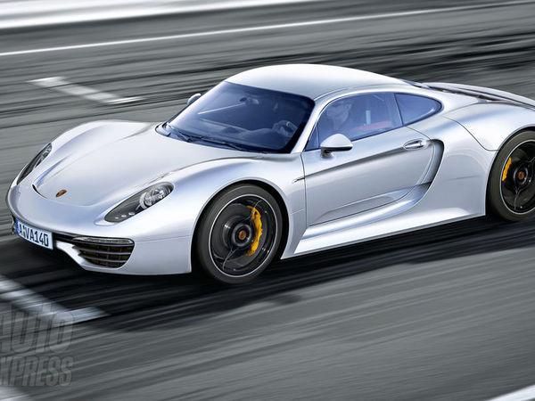 Future Porsche 961: des précisions