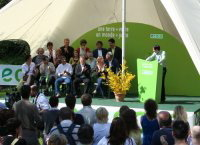 Belgique : le parti écologiste Ecolo présente ses priorités de campagne pour les élections du 10 juin 2007