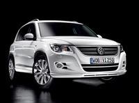 Volkswagen Tiguan R-Line : officielle