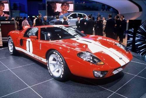 80 exemplaires de Ford GT pour l'Europe