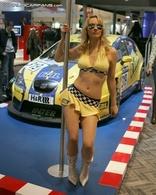 Essen Motorshow : les babes
