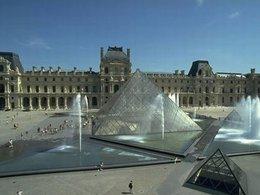 Le Musée du Louvre a adopté la mobilité durable !