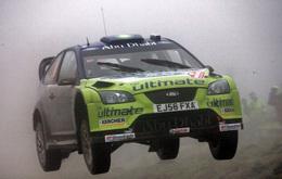 WRC GB Jour 2: les héros sont fatigués