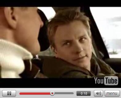 Pub: Schumacher et Raikkonen sont dans une Fiat...