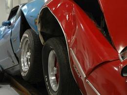 (Minuit chicanes) De la disparition des muscle cars par l'artiste Jonathan Schipper