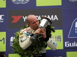 WTCC - Rob Huff champion du monde