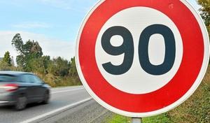 Retour des 90km/h sur les départementales: c'est fait enHaute-Marne