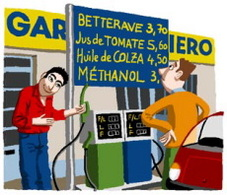 En France, les biocarburants ont du mal à démarrer