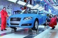 Audi A3 Cabriolet : la production commence en Hongrie