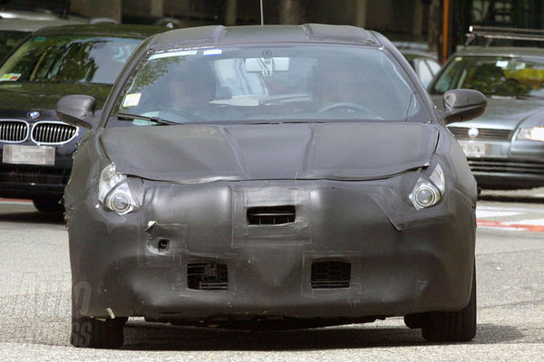 Spyshot : Alfa Romeo Milano / 149