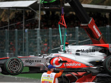 F1 - Jenson Button toujours énervé contre Sebastian Vettel