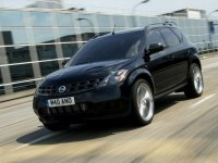 Nissan Murano GT-C : dark style