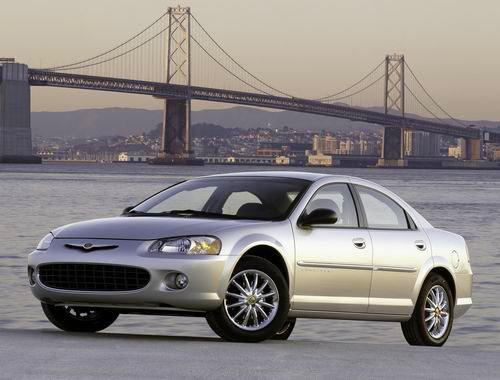 Chrysler donne un coup de jeune à ses berlines