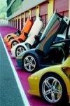 Dans quelle couleur voulez-vous votre Lamborghini Murciélago LP640 ??? (sondage)