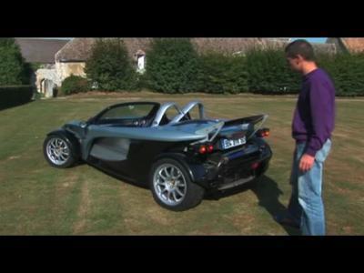 Minute du propriétaire : Alban et sa Lotus 340 R