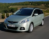 Salon de Bologne : Mazda5 Phase 2