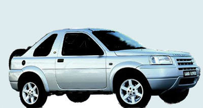Land Rover Freelander Urban : la touche charme