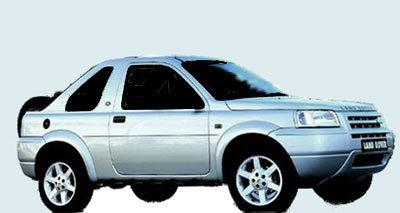 Land Rover Freelander Urban : la touche charme