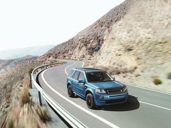 Le nouveau Land Rover Freelander s'appellera ma tante