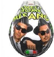 MotoGP - Misano : le casque spécial de Valentino Rossi