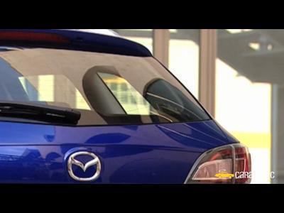 Mazda 6 break : arigato karakuri