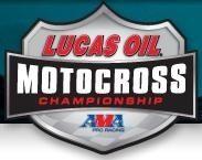 MX US : calendrier 2010 du championnat AMA de motocross