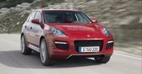 Future Porsche Cayenne II : comme ça ?