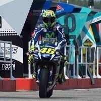 MotoGP - San Marin Qualifications : Rossi a fait le principal