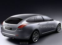Future Lancia Thema SW by Infomotori