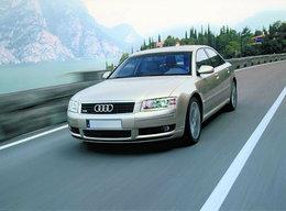 La nouvelle Audi A8 récompensée