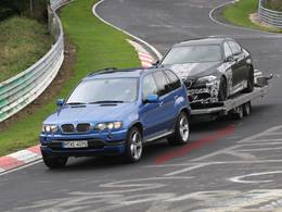 Spyshot : la prochaine BMW M5 sur le Ring, cette fois ça sera dur de claquer un chrono