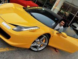 Dhiaa Al-Essa : 21 ans, étudiant, 30 supercars dans son garage pour aller en cours