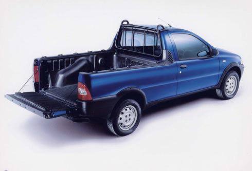 Une cure de rajeunissement pour le Fiat Strada Pick-Up