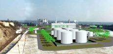 L'usine d'Origny ou l'éthanol florissant