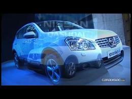 Nouveau Nissan Qashqai à Paris !