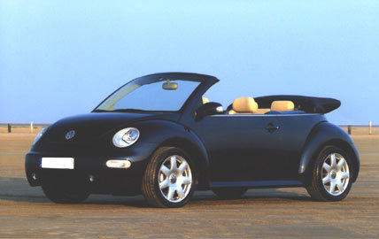 La New Beetle Cabriolet débarque en France