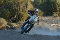 Dakar 2007 : du sable, du fun et de la moto