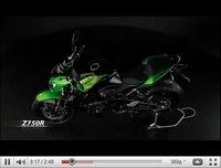 W800, Z750 R, Z1000 SX, VN 1700 Voyager : Les nouveautés 2011 de chez Kawasaki, dans le détail [vidéos]