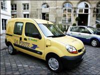 La Poste commande 500 véhicules électriques