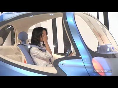 Salon de Genève : Nissan Pivo 2